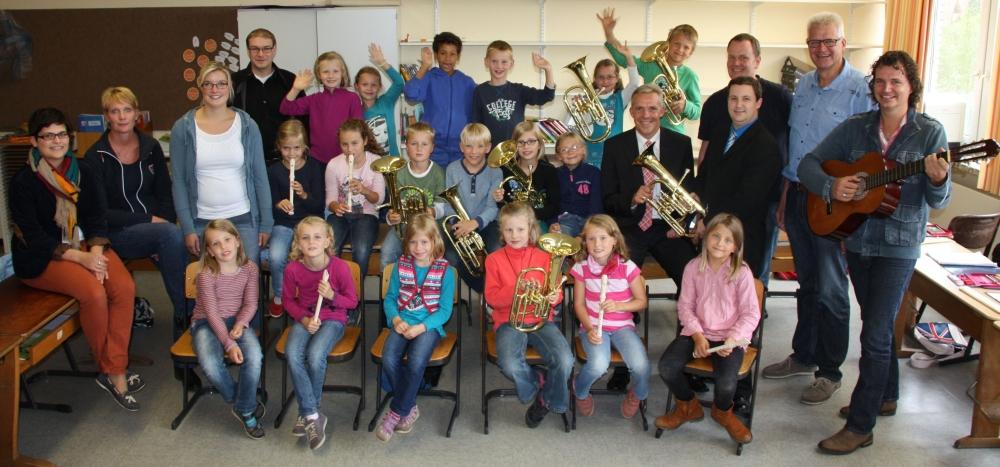 Die Bubo's - Gemeinsam musizieren an der Grundschule
